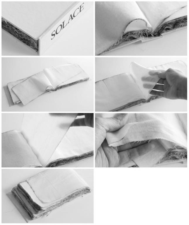 Unique Book Binding by Hands Unique Book